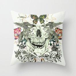 N E X V S Throw Pillow