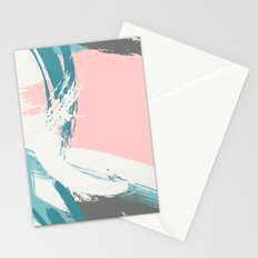 Quiet pastel Stationery Cards