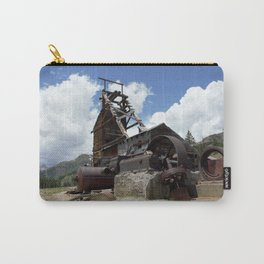 Exploring the Longfellow Mine of the Gold Rush - A Series, No. 2 of 9 Carry-All Pouch
