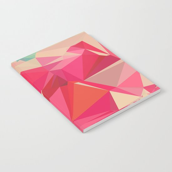 Ruby and Raspberry Notebook