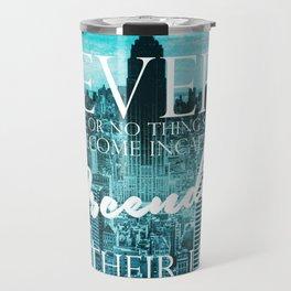 Reverence Travel Mug