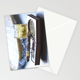 Cigar Time Stationery Cards