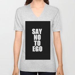 EGO Unisex V-Neck