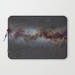 The Milky Way from Scorpio Antares and Sagitarius to North America Nebula in Cygnus Laptop Sleeve