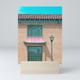 Travel photography Chinatown Los Angeles III Mini Art Print