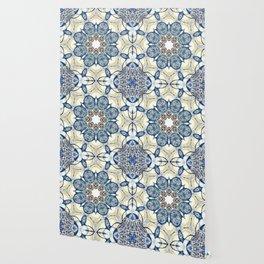 Blue fruit Wallpaper