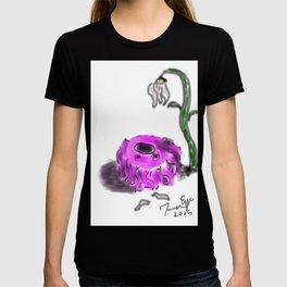 Black Widows Scheming  T-shirt