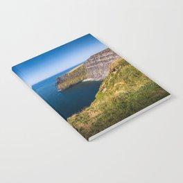 Cliffs of Moher, Ireland Notebook