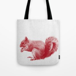 Squirrel 01 Tote Bag