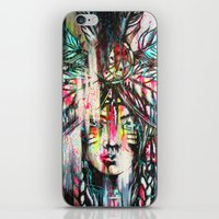 destiny iPhone & iPod Skins featuring Destiny by Mo Baretta