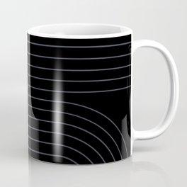 Minimal Line Curvature XXVI Coffee Mug