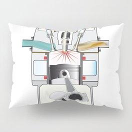 Ignition Stroke Pillow Sham