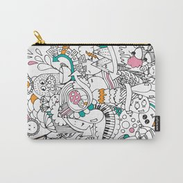 My Happy Doodle Carry-All Pouch