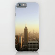 New York Skyline @ Dusk with Empire State Building Slim Case iPhone 6s