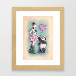 Royal Treatment Framed Art Print