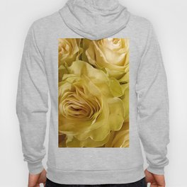 Yellow Roses Hoody