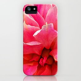 'PINK FLAMES' iPhone Case