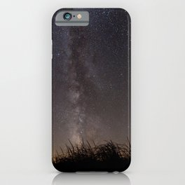 Milky Way, Sleeping Bear Dunes National Lakeshore, Michigan iPhone Case