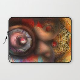 Web Sector Laptop Sleeve