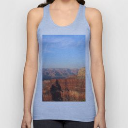 Grand Canyon South Rim at Sunset Unisex Tank Top