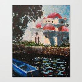 Sacred Morning Canvas Print
