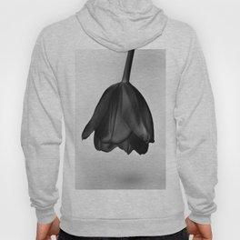 Black tulip Hoody