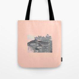 Modern in York II Tote Bag