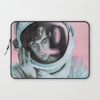 1975 Laptop Sleeves featuring ASTRO BOY // MATTY HEALY by Jethro Lacson