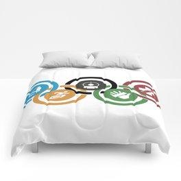 Zombie rings! Comforters