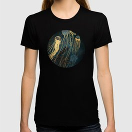 Metallic Jellyfish T-shirt