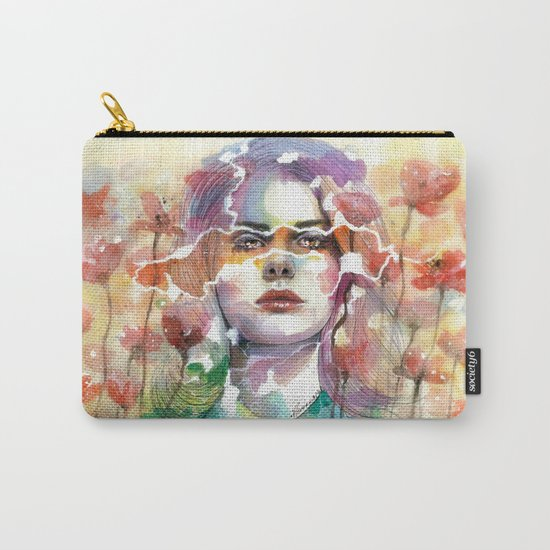 Summer's Yearnings Carry-All Pouch
