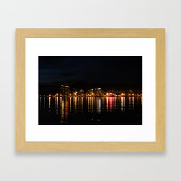 Hometown II Framed Art Print