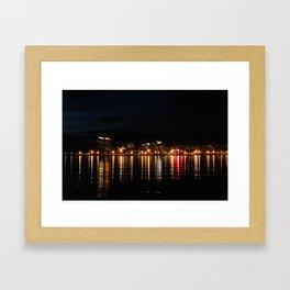 Hometown II Framed Art Print