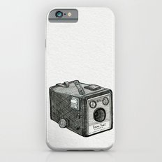 Kodak Box Brownie Camera Illustration Slim Case iPhone 6s
