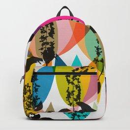flowering 2 Backpack