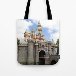 Sleeping Beauty's Castle (Daytime, no.3) Tote Bag