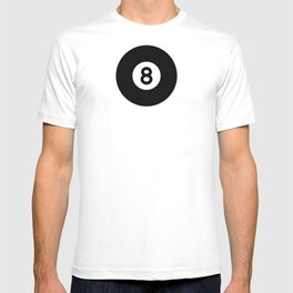 Billiard - Balls Serie T-shirt
