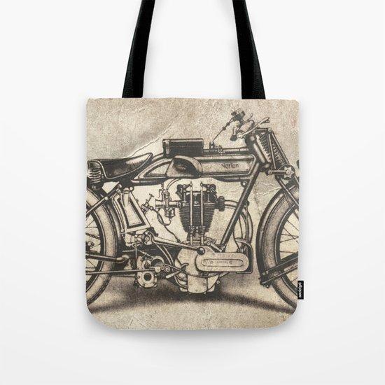 Norton Motorcycles Tote Bag