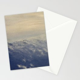 Yet another lake & mountain landscape | 4 Stationery Cards