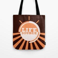 Life Source Tote Bag