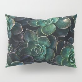 The Succulent Green Pillow Sham