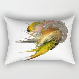 Alien Fractal Rectangular Pillow