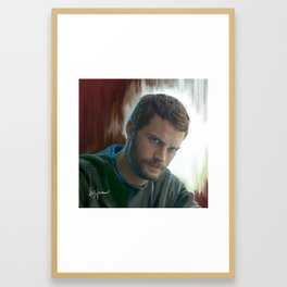 Paul Spector: Serial Killer Framed Art Print