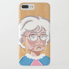 Golden Girls - Sophia Petrillo iPhone Case