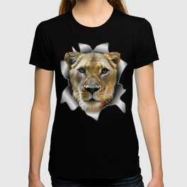 Lioness from Africa T-shirt