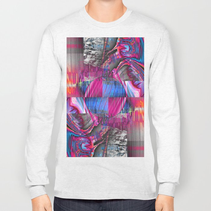 mixed all into one III Long Sleeve T-shirt