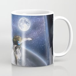 Space Freedom Coffee Mug