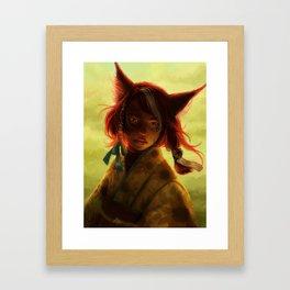 Spirit of Summer Framed Art Print