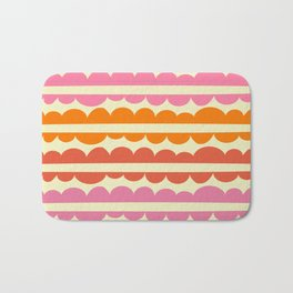 Mordidas Sixties Bath Mat