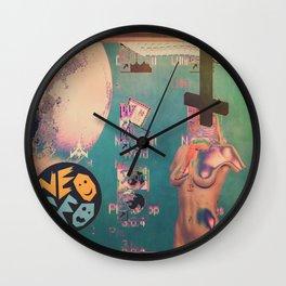 SPΔCE.com Wall Clock
